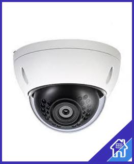 Dahua Easy4ip IPC-HDBW1320EP - 3 MP HD POE Indoor/Outdoor Dome- 2.8mm lens