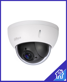 Dahua Easy4ip DH-SD22404T-GN 4 MP Mini PTZ Indoor/Outdoor Dome Camera